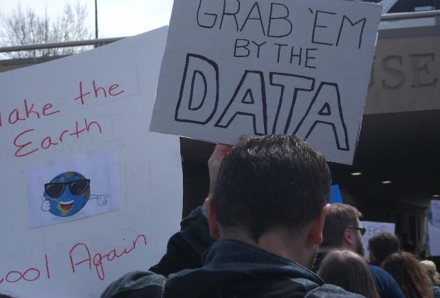 March For Science Is America's Pep Rally For Data
