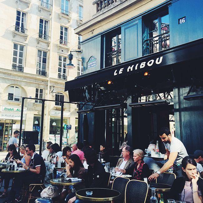Le Hibou, Paris — 48 Hours in Paris on @SavvyHome