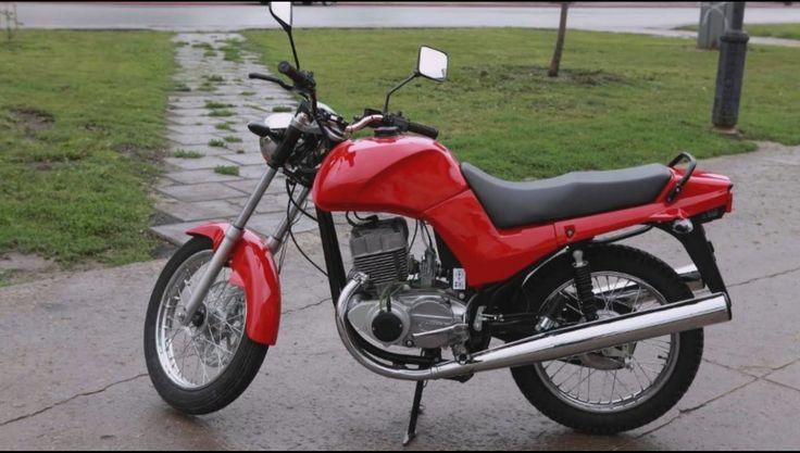 JAWA 350 Lux  !