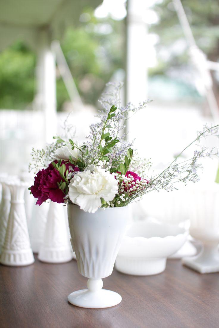 804 best Milk Glass images on Pinterest | Milk glass, Centerpieces ...