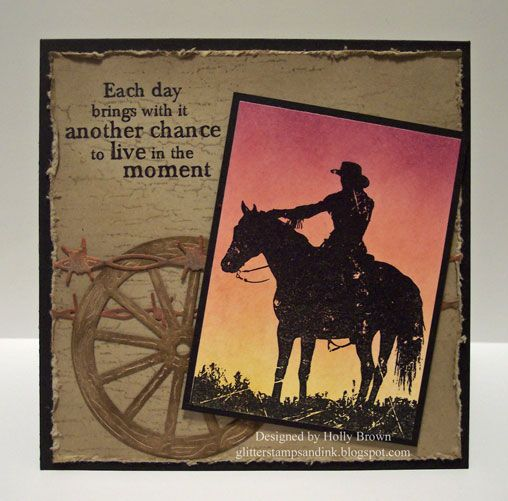 DTGD14SweetMissDaisy Cowgirl Moments by hbrown - Cards and Paper Crafts at Splitcoaststampers