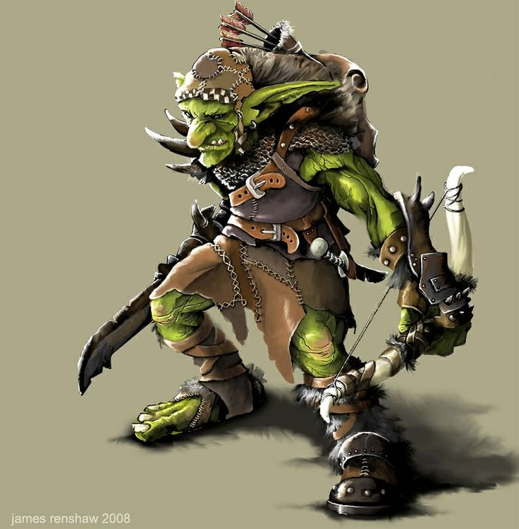 Common goblin