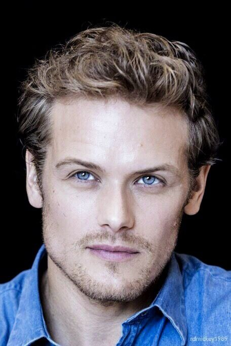 Sam Heughan as Jamie Fraser - Outlander