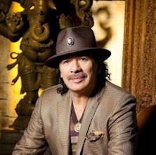 Santana - Ha cominciato a riscuotere consensi tra gli anni settanta ed ottanta, con il suo gruppo, chiamato semplicemente Santana. Già allora mescolava vari generi, quali salsa, rock classico, blues e fusion. Allora come oggi Santana usava in modo estensivo i suoi assoli di chitarra. Il nuovo tour di Carlos Santana, 2013 Sentient Tour, sbarcherà in Europa a partire da luglio.