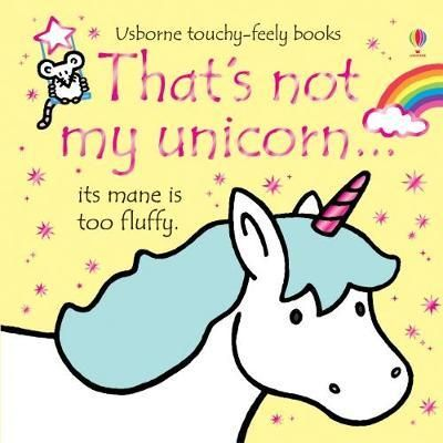 Fantastic baby and kids gifts - That's not my unicorn...