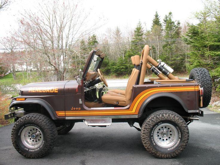 cj7 | Jeep CJ7 Jeep Registry