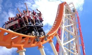 Groupon - Four-Hour Ride Wristband for One or Wristbands and Rides for Two at Luna Park in Coney Island (Up to 51% Off) in Coney Island. Groupon deal price: $24