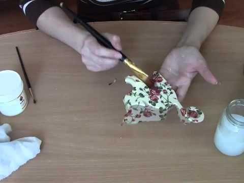 Декупаж бутылок для начинающих - пошаговая инструкция с фото и видео мастер-класс