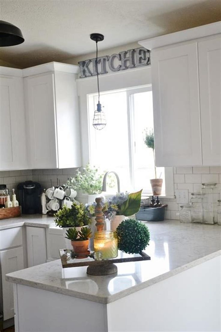 Amazing Country Decorating Ideas For Unique Home 967: 40+ Amazing Country Farmhouse Kitchen Decorating Ideas