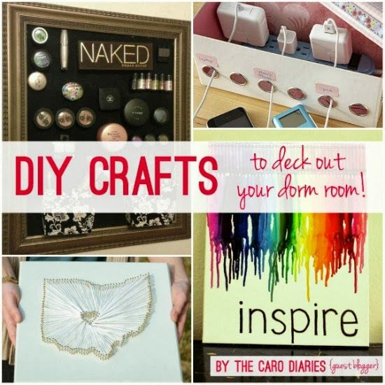DIY Ideas For Decking Out Your Dorm Room Or Apartment! Good Pin! Part 48