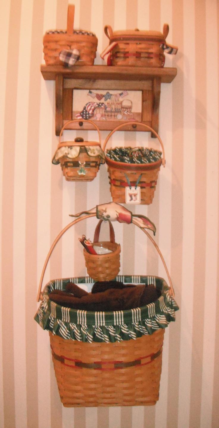 313 best Longaberger Baskets images on Pinterest