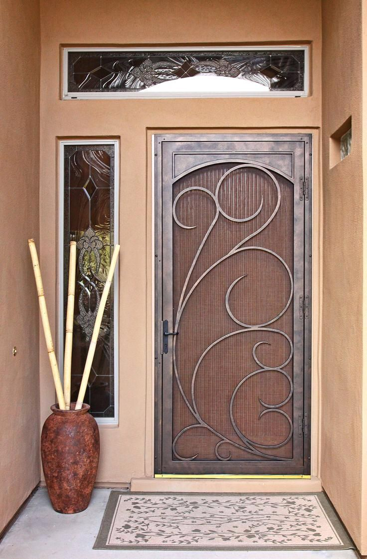 Pin By Arlene Bell On House Ideas Pinterest Security Screen