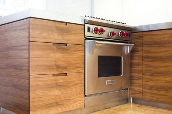78 images about routed cabinet pulls on pinterest for Contemporary kitchen cabinet pulls