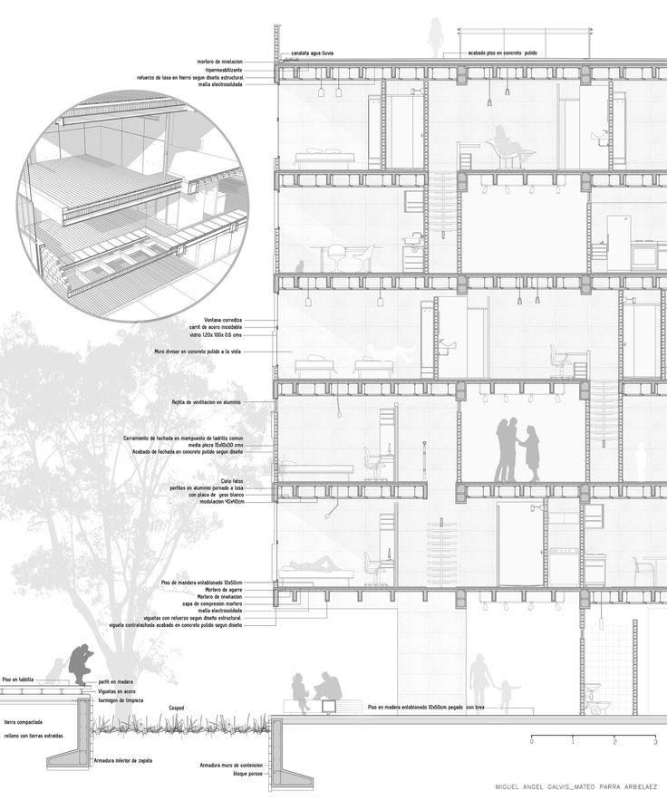 https://flic.kr/p/pA6cEc | corte por fachada | taller VI