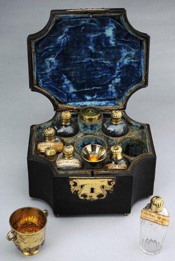 18th Century Medical Kit.A Woodsrunner's Diary