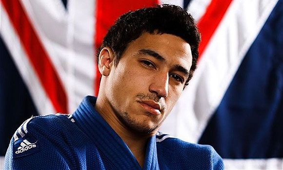 One of Britain's best judokas, Ashley McKenzie recently competed as part of Team GB at the London 2012 Olympics Games