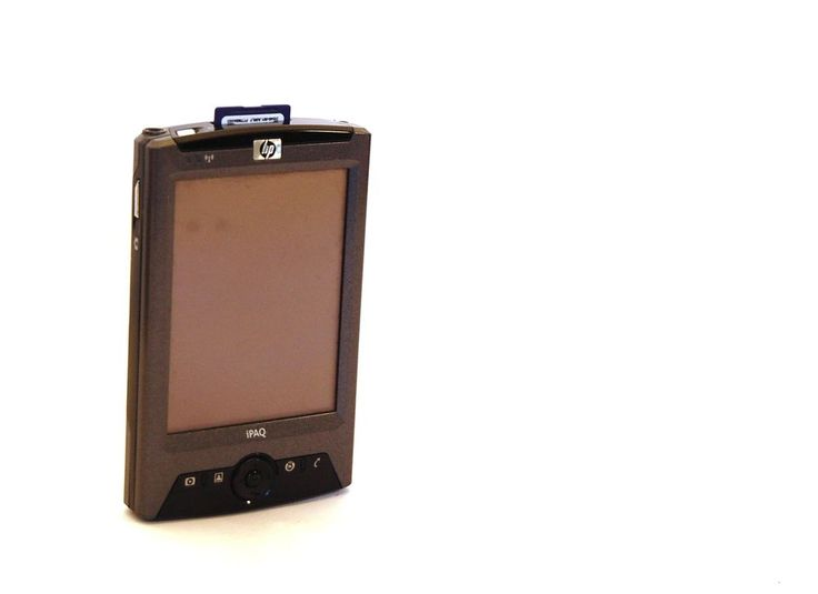 HP iPAQ rx3000 Series Mobile Media Companion Pocket PC 2003 PRO x11-15450 Used #HP
