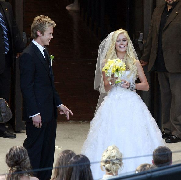 Heidi Montag Photos Guests Attending Spencer Pratt And S Wedding Held At The