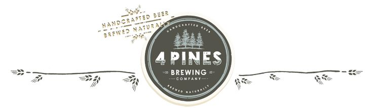 4 Pines Beer Manly