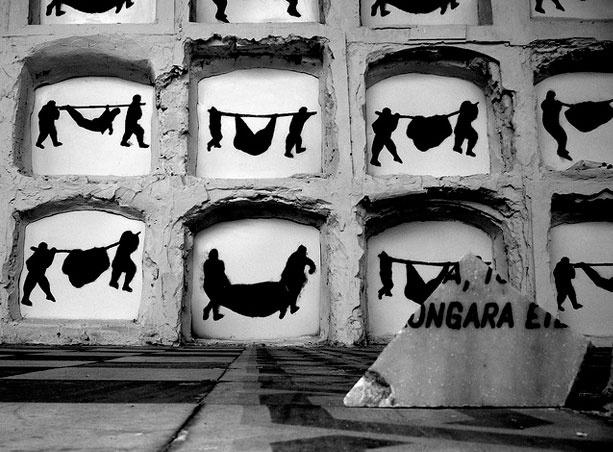 Diners: El legado de la pérdida.  Mi foto en la revista Diners. Edición Digital Noviembre 2012