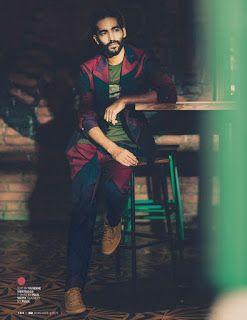 Anuj Chaudhary para GQ India Agosto 2015 | Male Fashion Trends