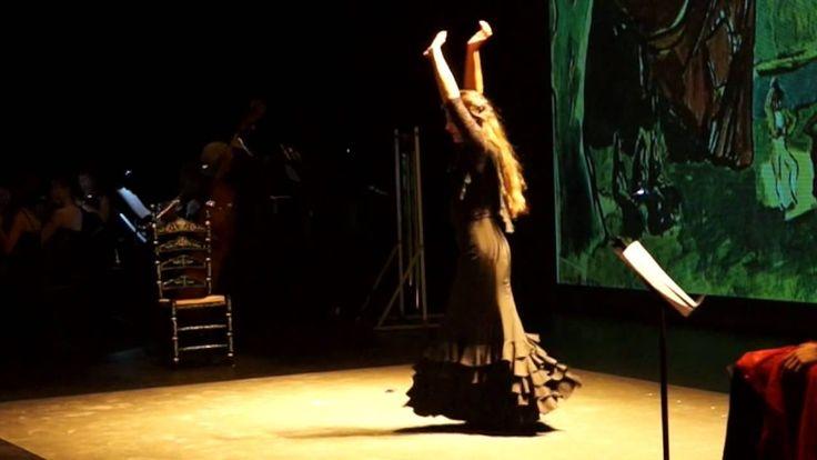 Manuel De Falla: El Amor Brujo + flamenco (excerpt)