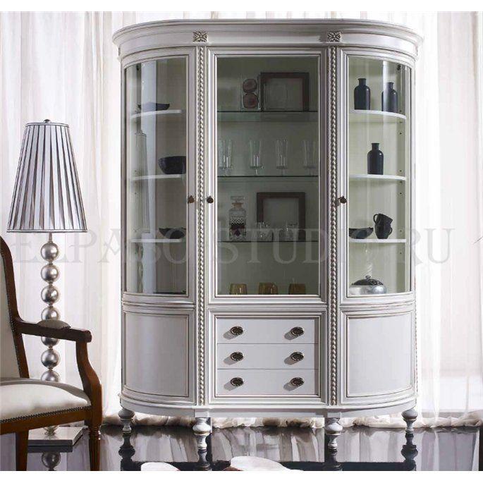 Элегантные и благородные витрины от испанских мастеров. Фабрика GENOVEVA соблюдает лучшие традиции мебельного производства и сочетает их с возможностями современных технологий и тенденций актуального дизайна в стиле new-классики. http://elpaso-studio.ru/48_genoveva
