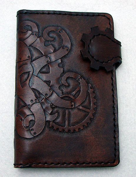 Hey, I found this really awesome Etsy listing at http://www.etsy.com/listing/161588608/small-cow-leather-wallet-style-biker