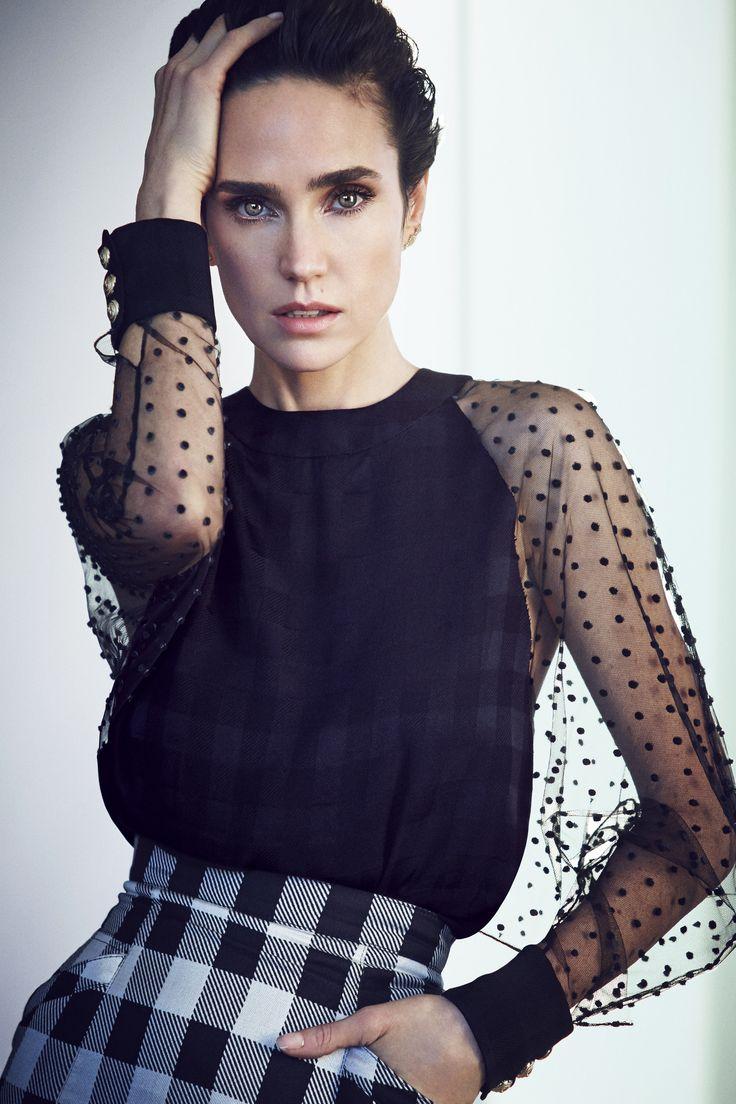 The stunning Jennifer Connolly
