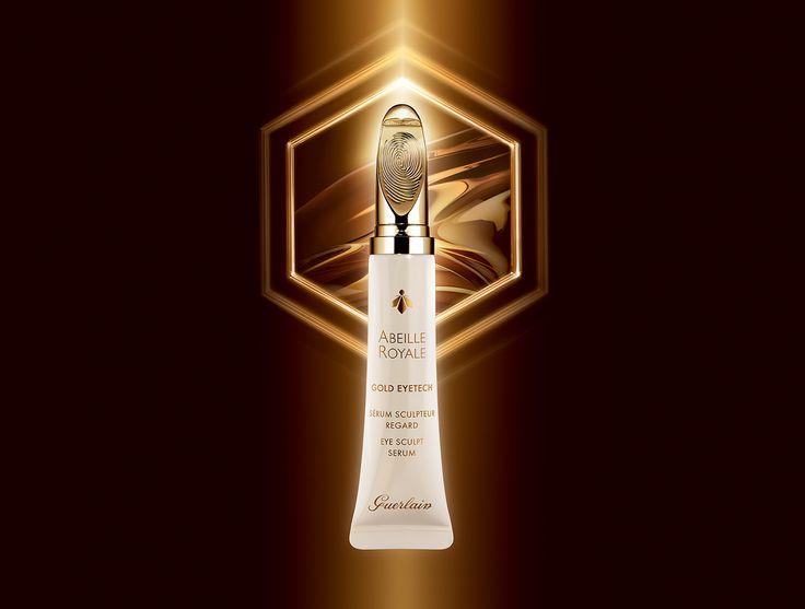 Gold Eyetech - Abeille Royale - Guerlain - De ses origines à ses bienfaits, levez le voile sur l'histoire de l'Abeille Noire #Guerlain