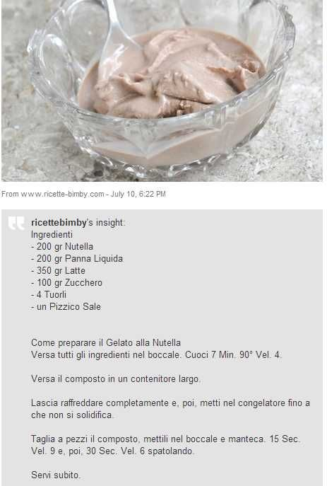 Gelato di Nutella https://www.facebook.com/photo.php?fbid=10152989952720640=a.10150277697960640.522422.332078985639=1