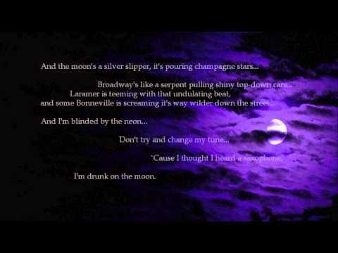 Blue moon with heartache lyrics