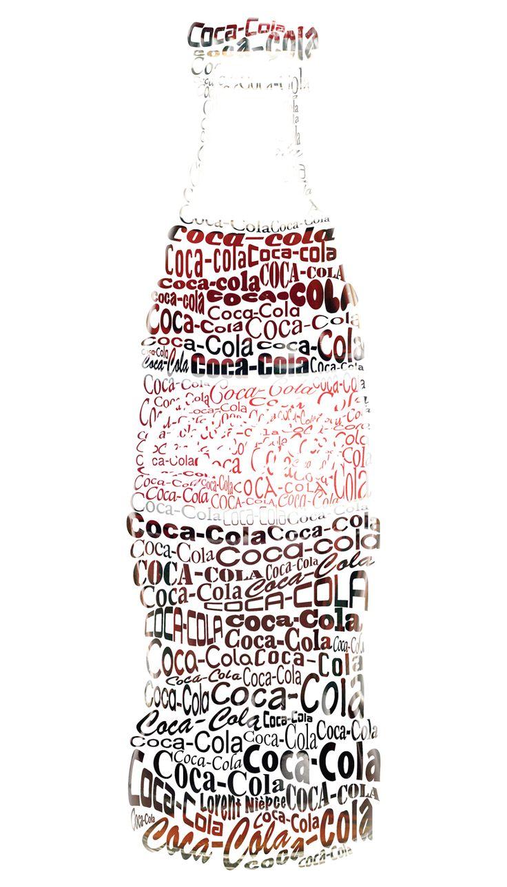 Coca-Cola+Typography+by+24orange.deviantart.com #cocacola