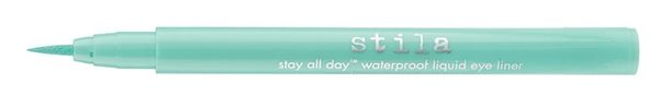 Stila Festival of Color for Summer 2013 - Stay All Day Waterproof Liquid Eye Liner in Turquoise
