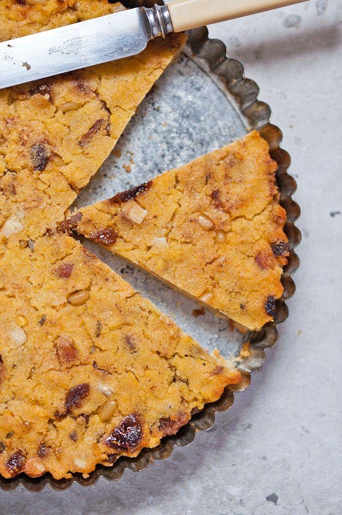 Polenta Fruit Cake (Pinza) - Life Love Food