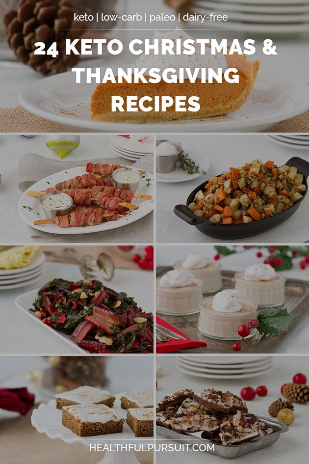 24 Keto Christmas and Thanksgiving Recipes #keto #lowcarb #highfat #theketodiet #ketochristmas #ketothanksgiving