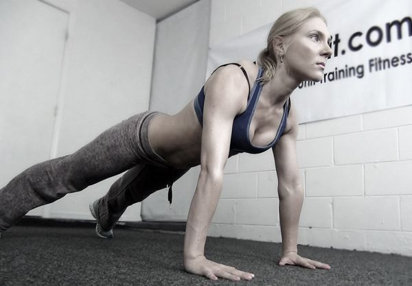How to improve your push-ups