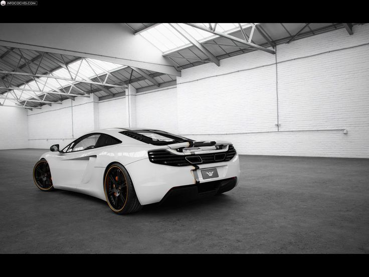 Fotos del Wheelsandmore McLaren MP4-12C Toxique Evil - 4 / 6
