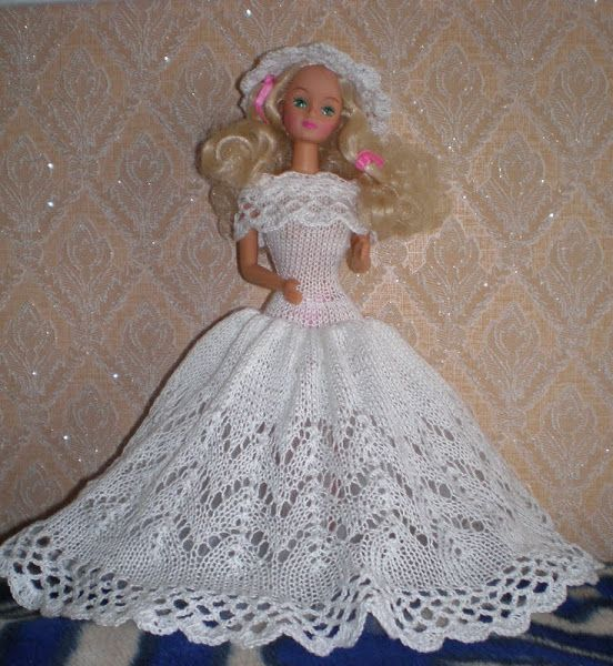 Barbie Basics Knitting Patterns : Images about dolls on pinterest crochet barbie