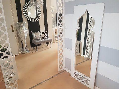 Tuto Miroir Marocain Quadrilobe Leroy Merlin Part3 Youtube Miroir Marocain Idee Deco Miroir Interieurs Marocains