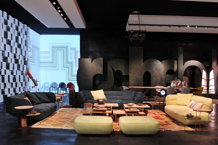 48 best salone del mobile milan images on pinterest for Roche bobois milano