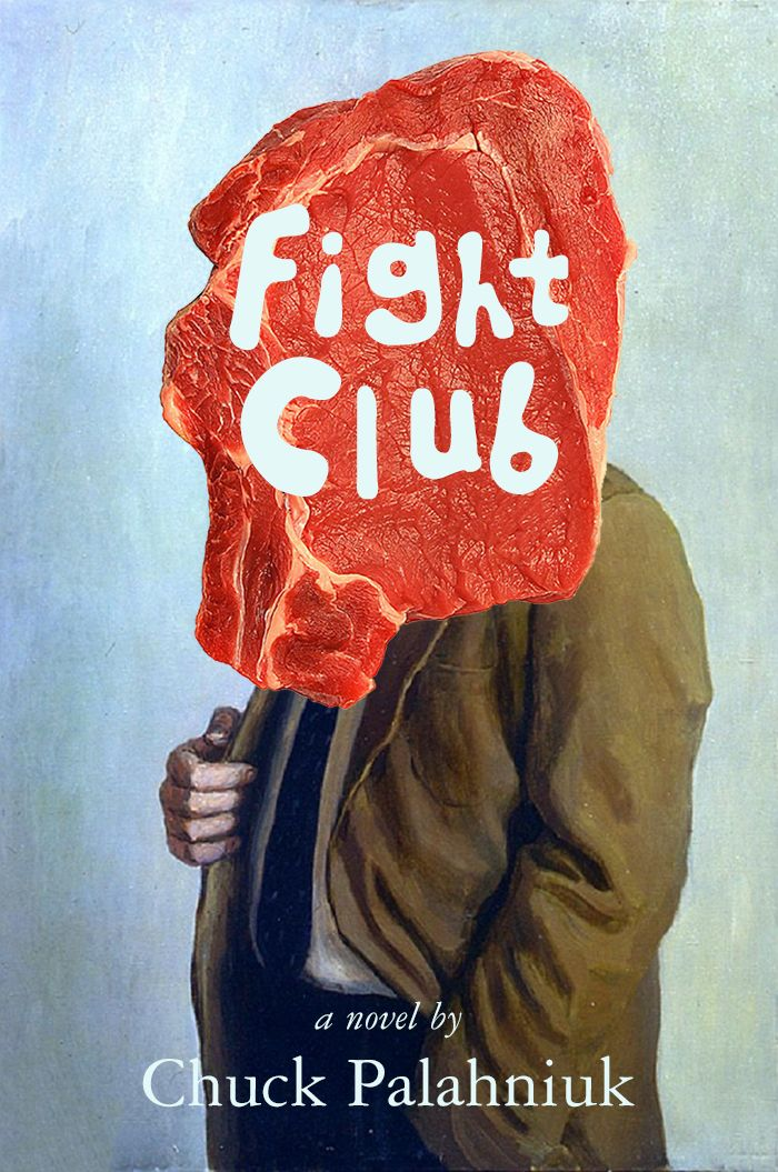 'Fight Club' Re-Covered Books Contest Winner: Jared Fanning