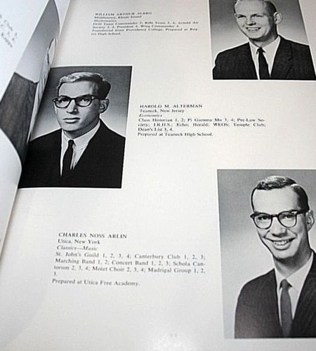 1961-Echo-of-The-Seneca-Yearbook-Hobart-College-Geneva-NY-Photos-Seniors-Clubs