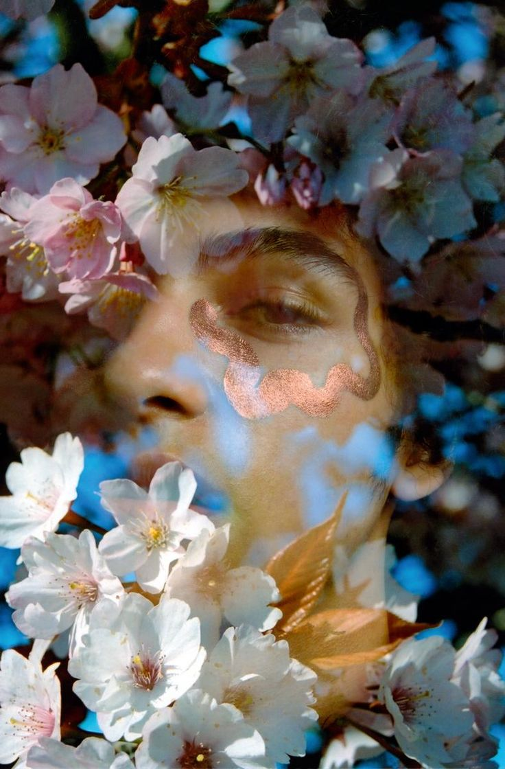 Lose yourself in Jason Evans' floral fantasy, as he shoots ten of fashion's brightest new faces in the Garden of Eden.