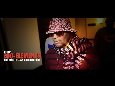 Kool Keith ft Eljay - Accurate force (Official musicvideo)