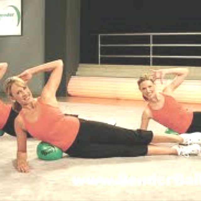 Pilates Mat Class Youtube: 40 Best Images About Bender Ball Workouts On Pinterest