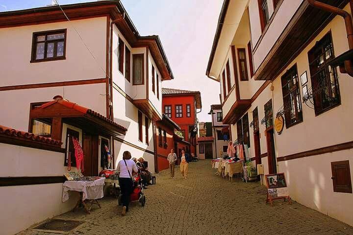 Eskişehir Odunpazarı Evleri şu şehirde: Eskişehir, Eskişehir