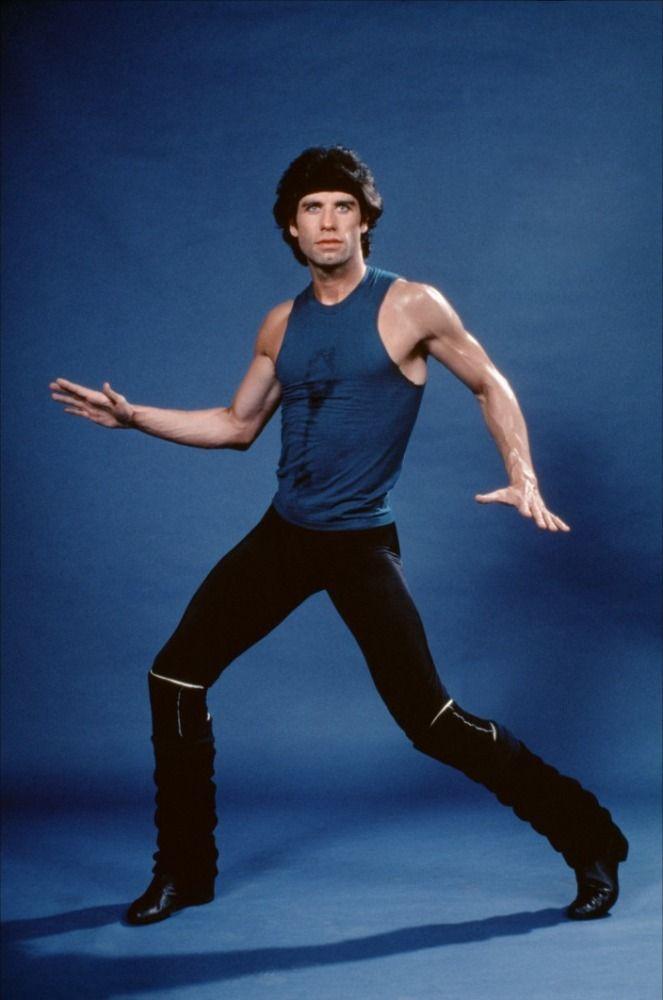 STAYING ALIVE (1983) - John Travolta - Sequel to SATURDAY NIGHT FEVER - Paramount - Publicity Still.