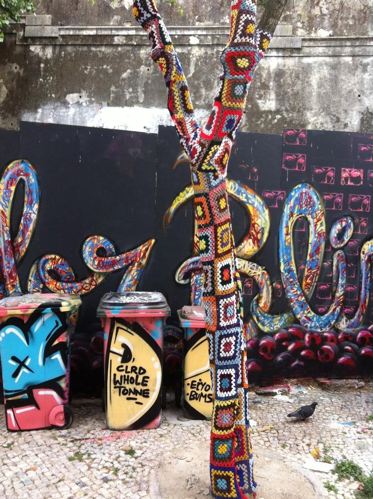 Knitting Graffiti Rocky : Best images about knitted graffiti on pinterest yarn