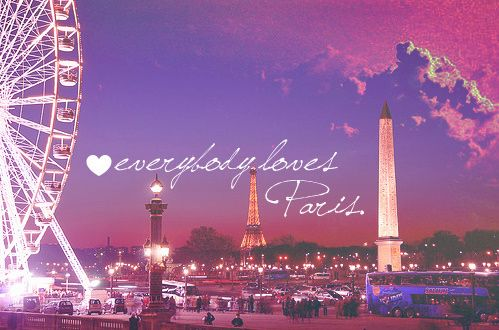 Torre Eiffel Tumblr Love Wallpaper